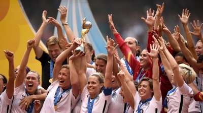FIFA Women's World Cup Lloyd-inspired USA crowned in style