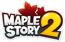 maplestory 2  creating a account  downloading  and playing