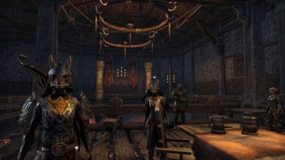 eso   the disadvantage of skinny characters