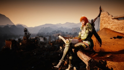 Questions from a black desert online new player