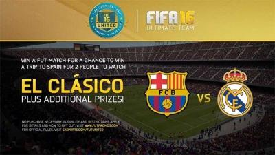 psfifacoins:FIFA 16 FUT United FAQ – El Clássico