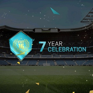 psfifacoins:Free Packs, Cup - 7 Years of FIFA 16 Ultimate Team