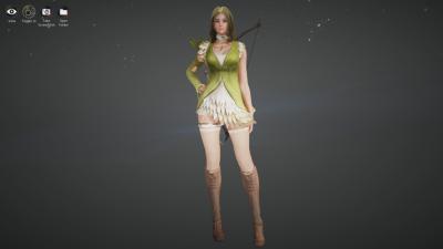 Black Desert BETA — Armor Previews