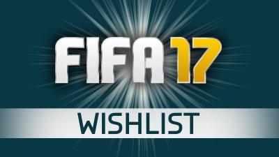 FIFA 17 Ideas