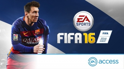 psfifacoins:FIFA 16 added to EA Access, Origin Access Vault