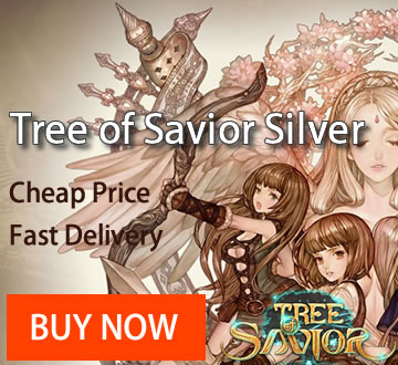 Cheap TOS Silver Are Introduced By Team TOSGOLD.com For Tree of Savior Fans
