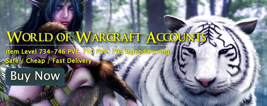 buy cheap wow accounts