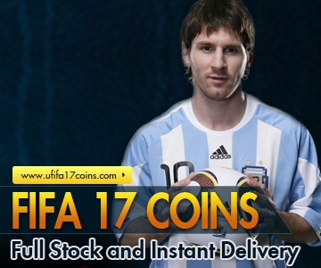 UFIFA17Coins:A renowned gaming currency provider is now offering Coins online to the players
