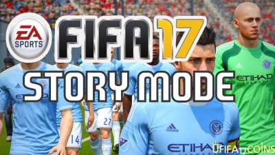 Teamplay was the only game mode I played in Fifa 17