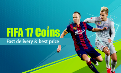FIFA 17 Coins Now Available To Purchase On UFIFA17Coins