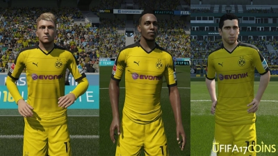 FIFA 17 discuss the fine details