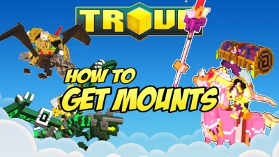 trove mounts tutorial and guide