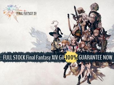 FF14GilHub: Get Final Fantasy XIV Gil Fast