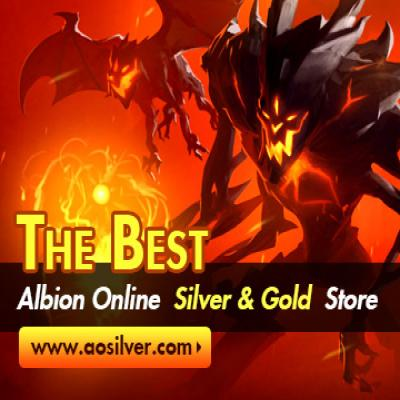 Why AOSilver.com is Your First Choice for Albion Online Silver