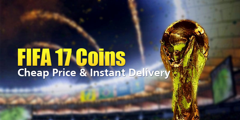 Buy FIFA 17 Coins and FIFA 17 Points on UFIFA17Coins and get 3% off