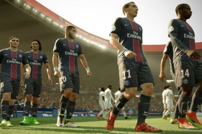 LACE 'EM UP: 'FIFA 17' IS FREE TO PLAY THIS THANKSGIVING WEEKEND ON CONSOLES