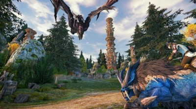 We Rode A Dragon in Riders of Icarus, and We Want More