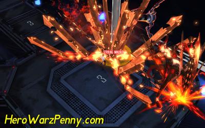 HeroWarz Platinum Pandora Boxes Discuss