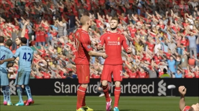 The biggest new feature in FIFA 15 is the new Emotional Intelligence aspect of players