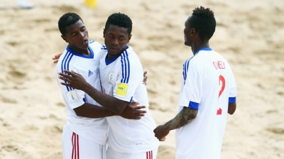 All eyes turn to the beach for African contenders