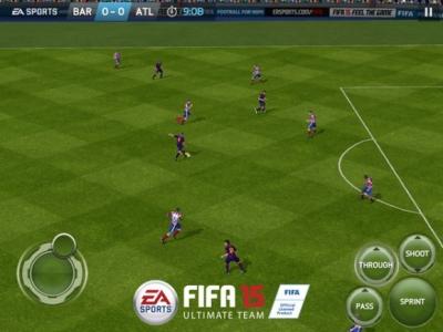 FIFA 15 Ultimate Team: App Pick
