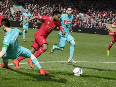 Fifa 15 hands-on, part one: physics and physicality
