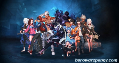 HeroWarz: I think bringing pvp in the picture within the year