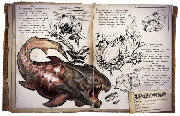 ARK: Survival Evolved on Xbox One gains three new creatures in latest update on ucabal2
