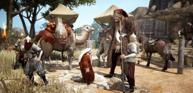 ucabal2 | Black Desert Online's Free Mediah Expansion Launched