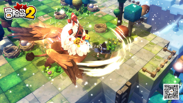 ucabal2 | [Rumor] Maplestory 2 to Start 1st Closed Beta in China in March