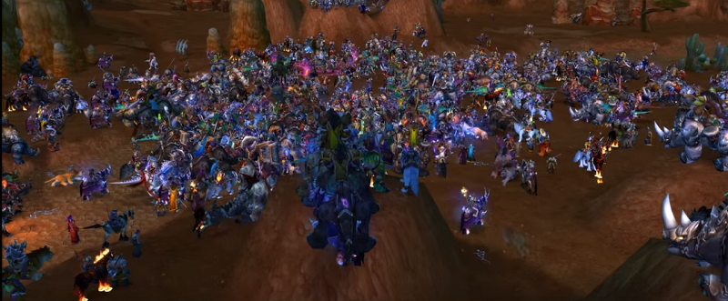 ucabal2 | The Last Minutes Of World of Warcraft's Shuttered Fan Server