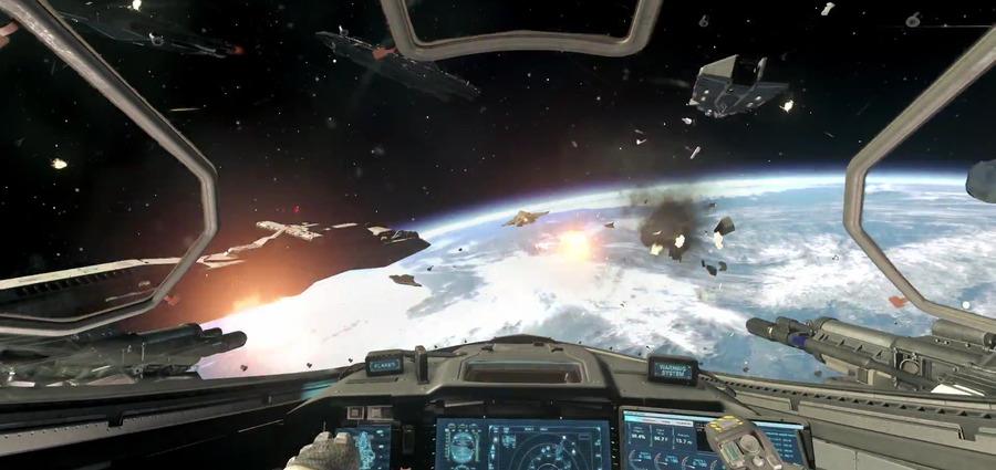 Call of Duty: Infinite Warfare: Erstmals mit Dogfights und On-Rail-Abschnitten on ucabal2