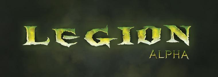 ucabal2 | Legion Alpha: Raid Testing (2nd - 3rd May)