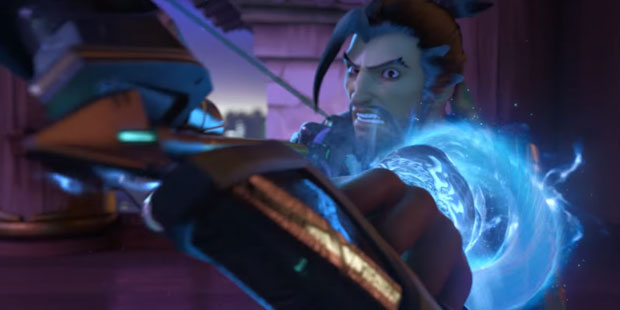 Overwatch's Warring Brothers Get Animated Short on ucabal2
