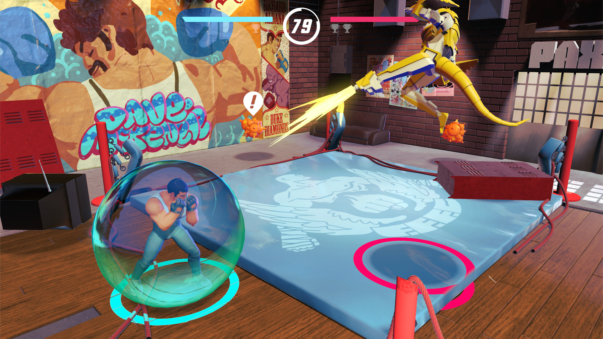 wildstar-gold | Power Stone-Inspired 3D Brawler Lastfight to Release on PC and PS4 On May 19