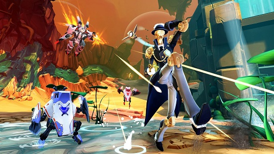 Battleborn : Lead Writer Aaron Linde Headed to New Pastures - dfo4gold.com