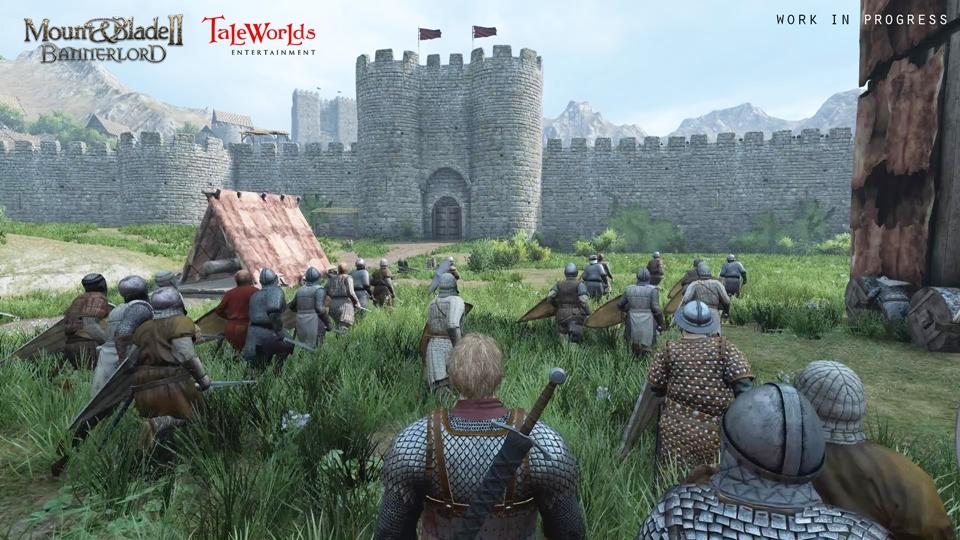 wildstar-gold - Mount & Blade II: Bannerlord Siege Gameplay