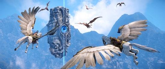 Riders of Icarus : Last Closed Beta Even Kicks Off on dfo4gold