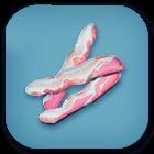 Materials/ 100X Bacon