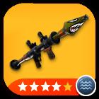 Weapons/ Bazooka - 4 stars[Water]