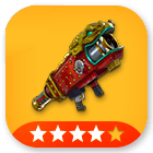 Weapons/ Dragon`s Fury - 4 Stars
