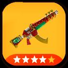 Weapons/ Dragon`s Roar (4 Stars) - MAXED