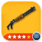 Weapons/ Ground Pounder - 4 Stars[Water]