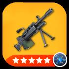 Weapons/ Hacksaw - 5 Stars - MAXED