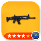 Weapons/ Nocturno - 4 Stars - MAXED