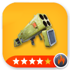 Weapons/ Quad Launcher - 4 Stars[Fire]