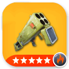 Weapons/ Quad Launcher - 5 Stars - MAXED