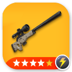 Weapons/ Scoped Dragonfly - 4 Stars[Nature]