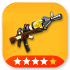 Weapons/ Vacuum Tube Rifle - 4 Stars