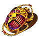 PC-Blight/ Gilded Bestiary Scarab